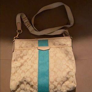 Coach crossbody purse